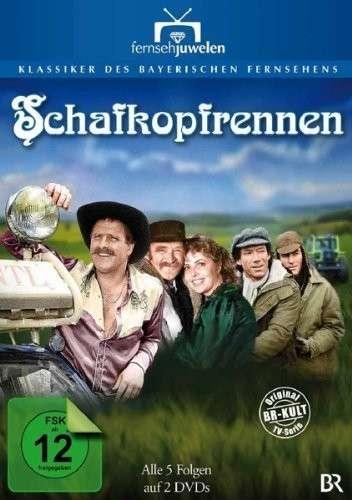 Bayerische Kultserien